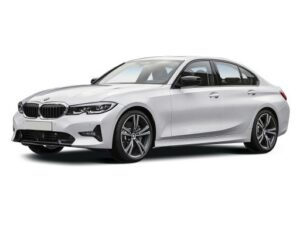 BMW 3 Series Saloon 320i M Sport Auto - Expat Car Lease for 5 months