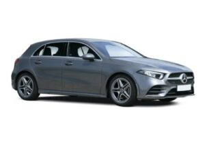Mercedes-Benz A Class Hatchback A180 AMG Line Executive - Expat Car Lease for 12 months