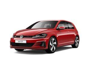 Volkswagen Golf Hatchback 2.0 TSI 290 Gti TCR DSG - Expat Car Lease for 12 months