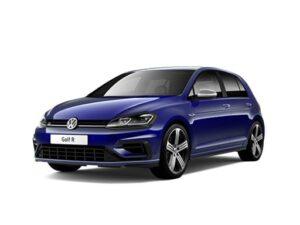 Volkswagen Golf Hatchback 2.0 TSI 300 R 4MOTION DSG - Expat Car Lease for 12 months