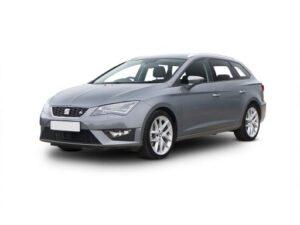 SEAT Leon Estate 2.0 TDI 150 FR [EZ] - Expat Car Lease for 12 months