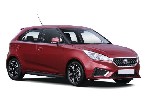 MG Motor UK MG3 Hatchback 1.5 Vti-TECH Excite - Expat Car Lease for 12 months