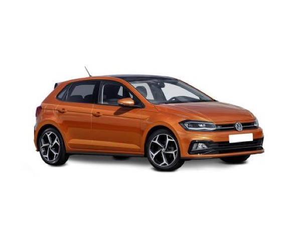 Volkswagen Polo Hatchback 1.0 TSI 95 Match - Expat Car Lease for 6 months