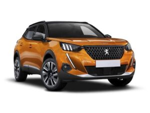 Peugeot 2008 Estate 1.2 PureTech Allure Premium - Expat Car Lease for 12 months