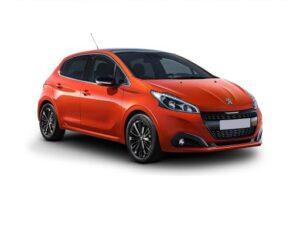 Peugeot 208 Hatchback 1.2 PureTech 100 Allure Premium - Expat Car Lease for 12 months