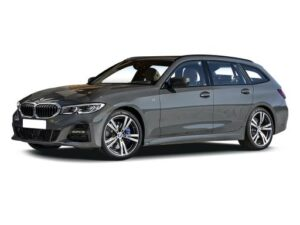 BMW 3 Series Touring 320i M Sport Auto - Expat Car Lease for 12 months