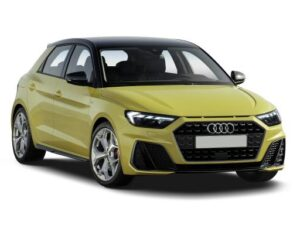 Audi A1 Sportback 25 TFSI S Line S Tronic - Expat Car Lease for 7.5 months