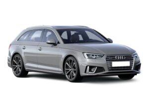 Audi A4 Avant 35 TFSI Black Edition S Tronic - Expat Car Lease for 12 months