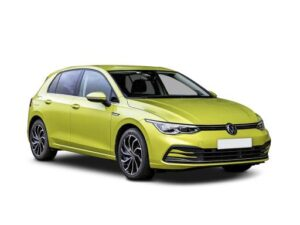 Volkswagen Golf Hatchback 1.5 eTSI 150 Life DSG - Expat Car Lease for 6 months