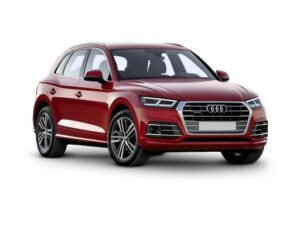 Audi Q5 Estate 40 TDI Quattro S Line S Tronic - Expat Car Lease for 7.5 months