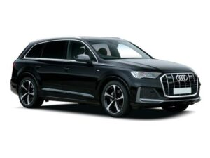 Audi Q7 Estate 55 TFSI e Quattro S Line - Expat Car Lease for 12 months