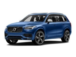 Volvo XC90 Estate 2.0 T8 Recharge PHEV R DESIGN AWD - Expat Car Lease for 5 months