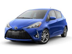 Toyota Yaris Hatchback 1.5 Hybrid Icon CVT - Expat Car Lease for 6 months