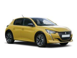 Peugeot 208 Hatchback EV 100 kW Active 50kWh - Expat Car Lease for 23 months