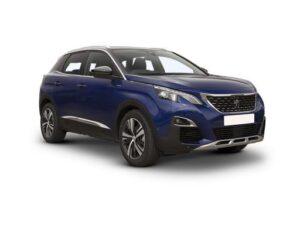 Peugeot 3008 Hatchback 1.2 PureTech Allure - Expat Car Lease for 18 months
