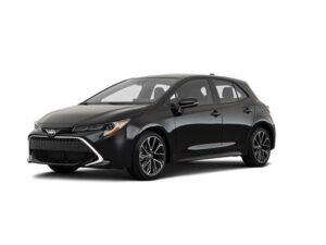 Toyota Corolla Hatchback 1.8 VVT-I Hybrid Icon CVT - Expat Car Lease for 5 months