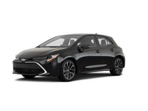 Toyota Corolla Hatchback 1.8 VVT-I Hybrid Icon Tech CVT - Expat Car Lease for 5 months