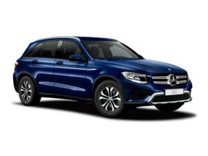 Mercedes-Benz GLC Estate GLC 300de 4Matic AMG Line Premium - Expat Car Lease for 12 months