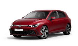 VW Golf Hatchback 2.0 TDI GTi DSG (Mk8) - Expat Car Lease for 12 months
