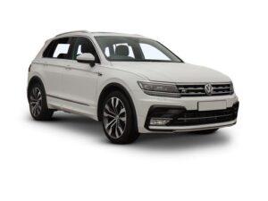 VW Tiguan Estate 1.5 TSI Life DSG - Expat Car Lease for 6 months