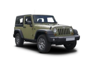Jeep Wrangler Hard Top 2.0 GME Rubicon Auto8 - Expat Car Lease for 6 months