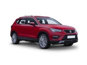 Seat Ateca Estate 1.5 TSI EVO FR DSG - Expat Car Lease for 7 months