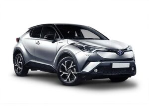 Toyota C-HR Hatchback 2.0 Hybrid Excel CVT - Expat Car Lease for 5 months