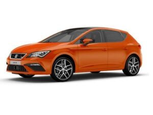 Seat Leon Hatchback 1.5 TSI Evo 150 FR - Expat Car Lease for 7.5 months