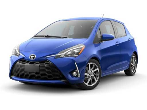 Toyota Yaris Hatchback 1.5 VVT-I Y20 (Mono Tone) (20 Plate) - Expat Car Lease for 6 months