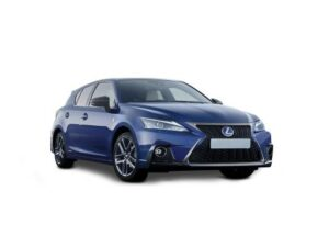 Lexus CT Hatchback 200h 1.8 [Premium Pack] CVT - Expat Car Lease for 6 months