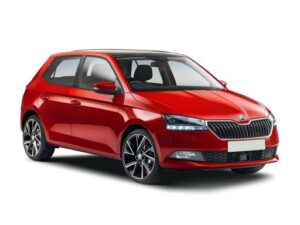 Skoda Fabia Hatchback 1.0 TSI SE - Expat Car Lease for 7 months