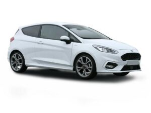 Ford Fiesta Hatchback 1.0 EcoBoost 95 ST-Line Edition - Expat Car Lease for 12 months