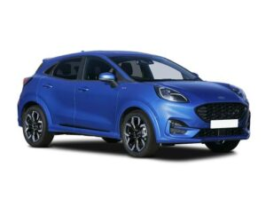 Ford Puma Hatchback 1.0 EcoBoost ST-Line - Expat Car Lease for 12 months