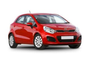 Kia Rio Hatchback 1.0 T Gdi 48V 118 GT-Line S DCT - Expat Car Lease for 6 months