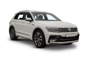 VW Tiguan Estate 1.5 TSI 150 R-Line DSG - Expat Car Lease for 6 months