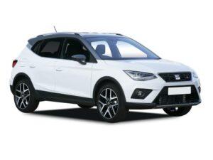 Seat Arona Hatchback 1.0 TSI 115 FR [EZ] - Expat Car Lease for 15 months