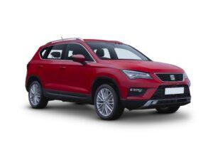 Seat Ateca Estate 1.5 TSI EVO FR DSG - Expat Car Lease for 7 months