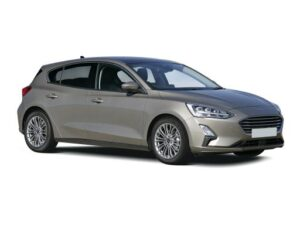 Ford Focus Hatchback 1.0 EcoBoost mHEV 125 ST-Line Editon - Expat Car Lease for 12 months
