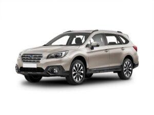 Subaru Outback Estate 2.5i SE Premium - Expat Car Lease for 12 months