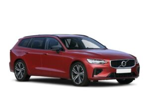 Volvo V60 Sportswagon 2.0 T6 Recharge PHEV R DESIGN AWD - Expat Car Lease for 5 months