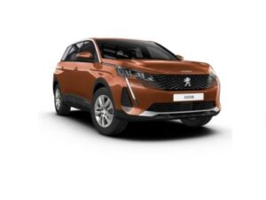 Peugeot 5008 Estate 1.5 BlueHDI GT EAT8 - Expat Car Lease for 6 months