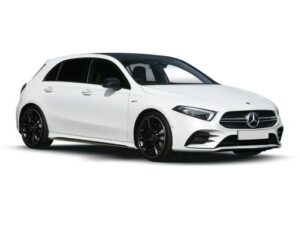 Mercedes-Benz A Class Hatchback A250e AMG Line - Expat Car Lease for 23 months