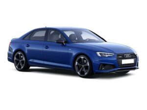 Audi A4 Saloon 35 TDI S Line S Tronic - Expat Car Lease for 6 months