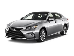 Lexus ES Saloon 300h 2.5 CVT Premium Edition - Expat Car Lease for 6 months