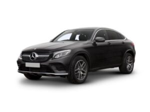 Mercedes-Benz GLC Coupe GLC 300 4Matic AMG Line - Expat Car Lease for 12 months