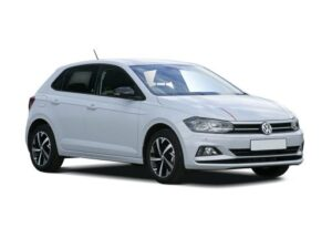 VW Polo Hatchback 1.0 EVO 80 Match - Expat Car Lease for 7 months