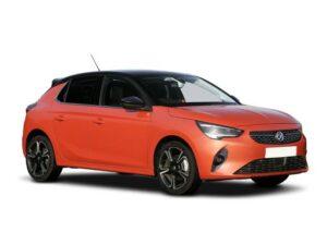 Vauxhall Corsa Hatchback E 100 kW Sri Nav Premium 50kWh (7.4kWCh) - Expat Car Lease for 12 months