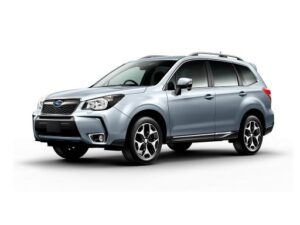 Subaru Forester Estate 2.0i e-Boxer XE Premium Lineartronic - Expat Car Lease for 18 months