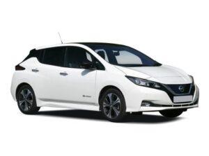Nissan Leaf Hatchback 110kW N-Connecta 40kWh (1.5k) - Expat Car Lease for 9 months