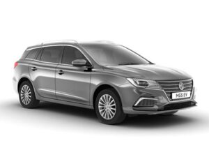 MG MG5 Estate 115kW Excite EV 53kWh - Expat Car Lease for 12 months